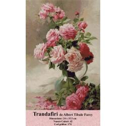 Trandafiri de Albert Tibulefurcy
