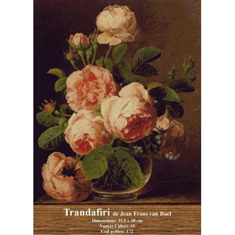 Trandafiri de Jean Frans van Dael