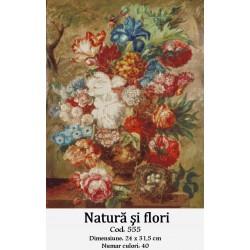 Natura si flori