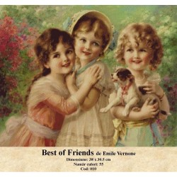 Best of Friends de Emile Vernone