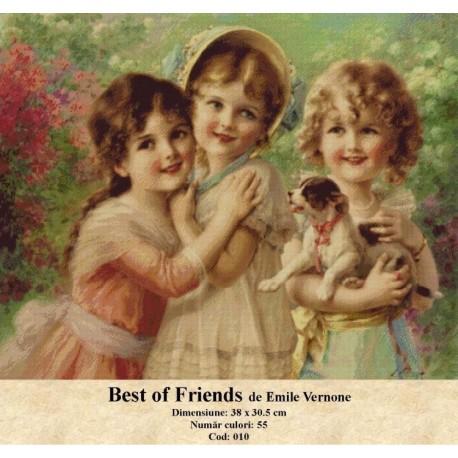 Best of Friends de Emile Vernone