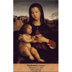Madonna de Raphael