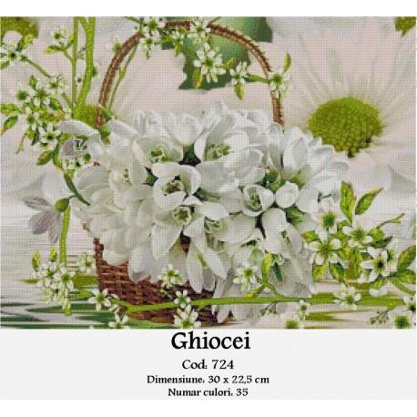 Ghiocei