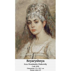 Boyaryshnya de Konstantin Makovsky