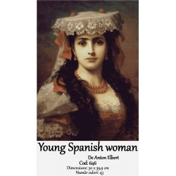 Young Spanish woman