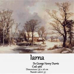 Iarna de George Henry Durrie