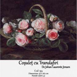 Cosulet cu Trandafiri de Jensen