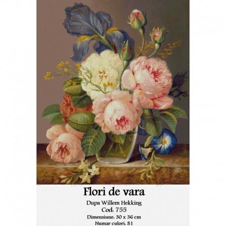 Flori de vara de Willem Hekking