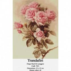 Trandafiri de Paul Delongpre