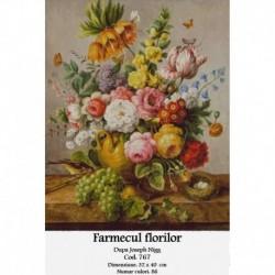 Farmecul florilor de Joseph Nigg