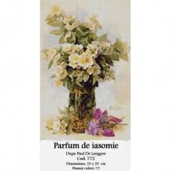 Parfum de iasomie de Paul Delongpre