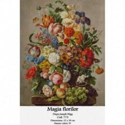 Magia florilor de Joseph Nigg