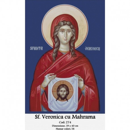 Sf. Veronica cu mahrama