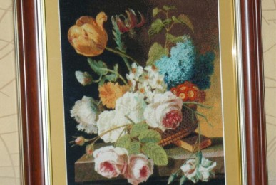 goblen Flori de Primavara
