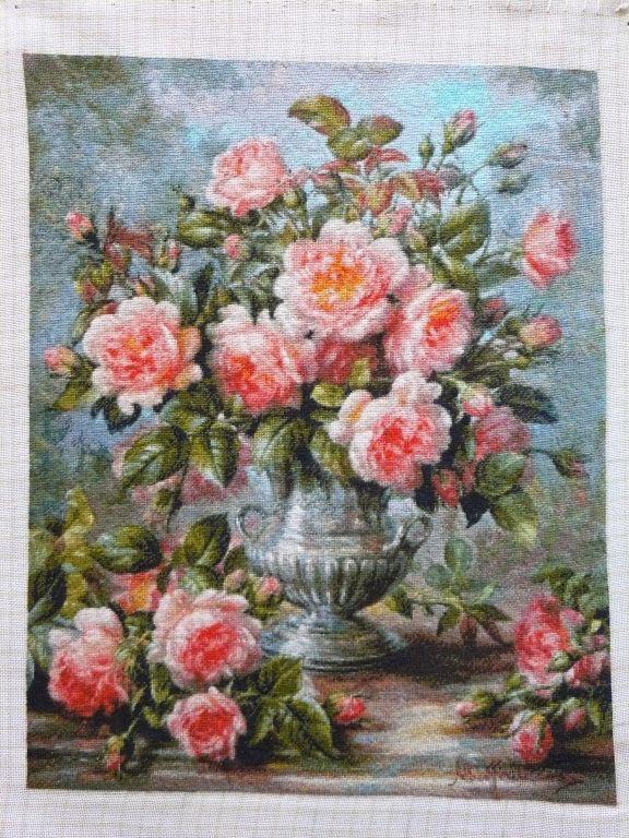 Kit Goblen - Trandafiri