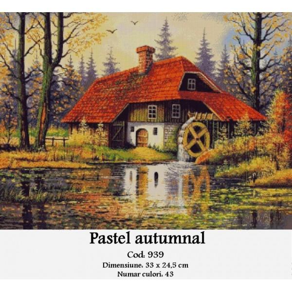 Set goblen – Pastel Autumnal