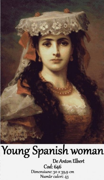 young-spanish-woman