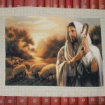 Goblen cusut – Bunul Păstor