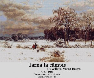 iarna-la-campie-de-william-mason-brown