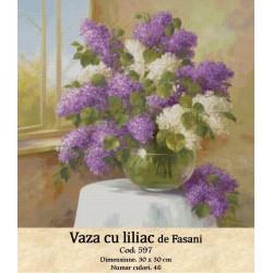 Vaza cu Liliac