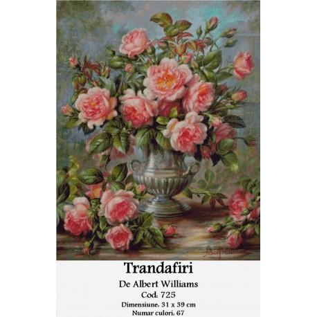 Trandafiri de Albert Williams