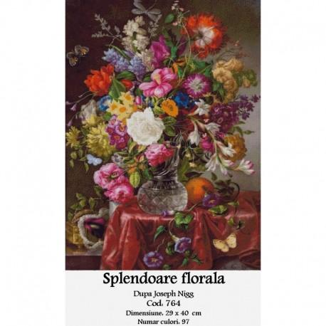 Splendoare florala de Joseph Nigg